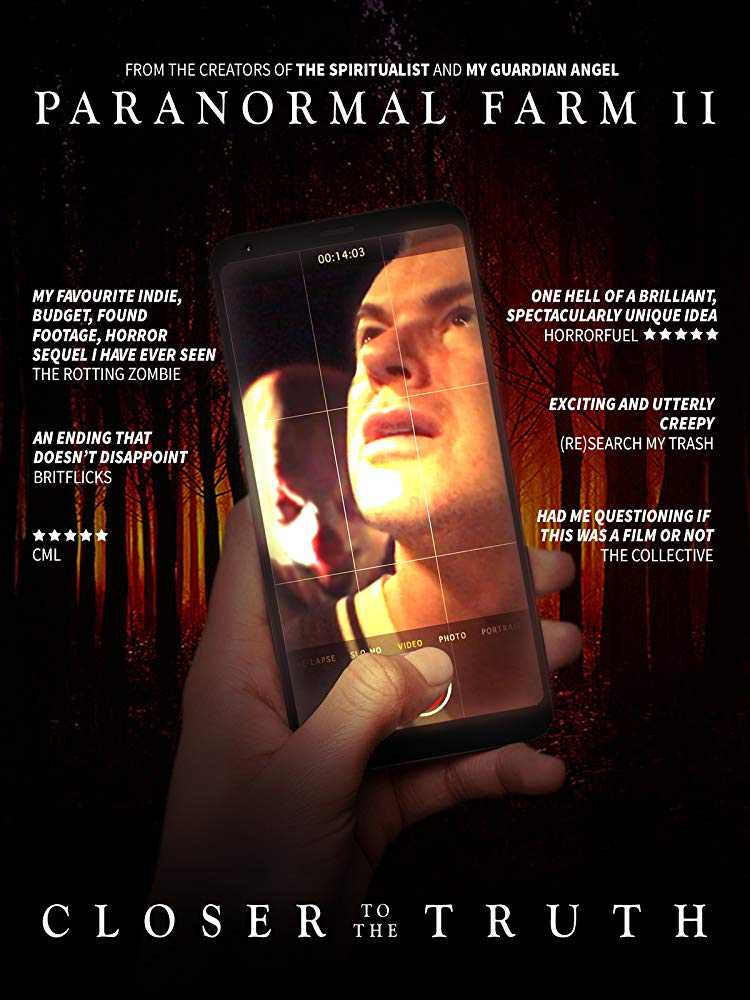 Paranormal Farm 2 Closer to the Truth (2018) WEBRIp x264 - SHADOW