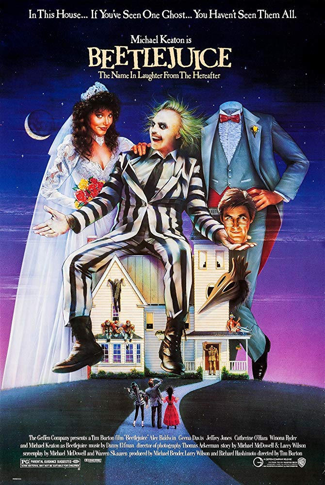 Beetlejuice 1988 720p BRRip XviD AC3 - KINGDOM