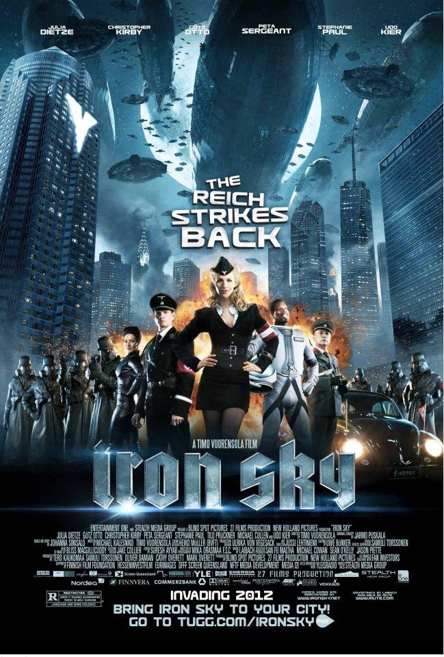 Iron Sky 2012 HDRIP H264 AC3-5 1-RypS