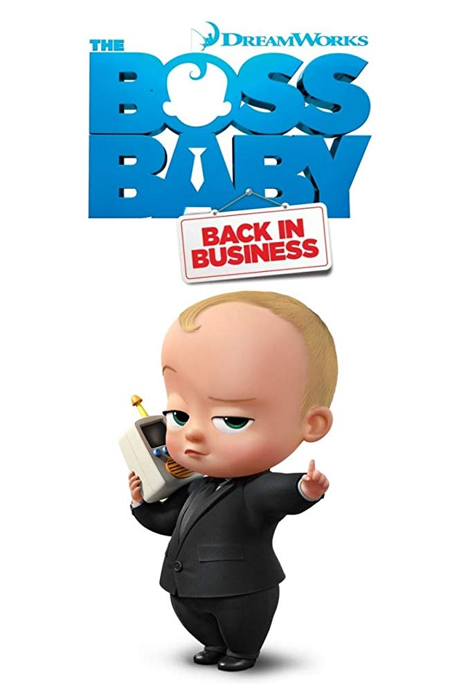 The Boss Baby Back in Business S02E02 WEB x264-STRiFE