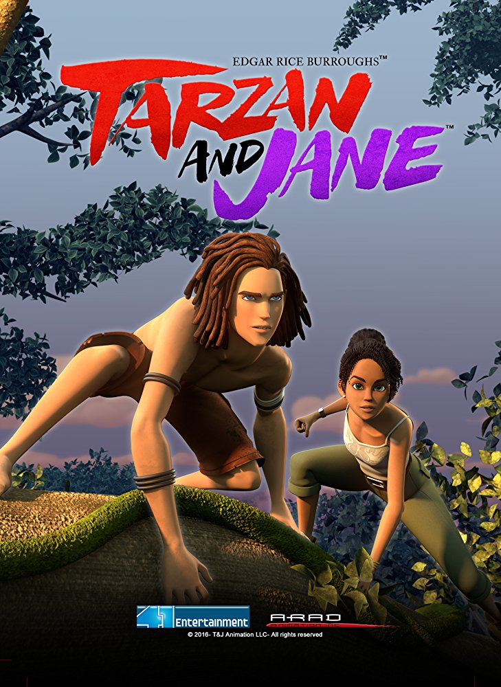 Tarzan and Jane 2017 S02E03 WEB x264-CRiMSON