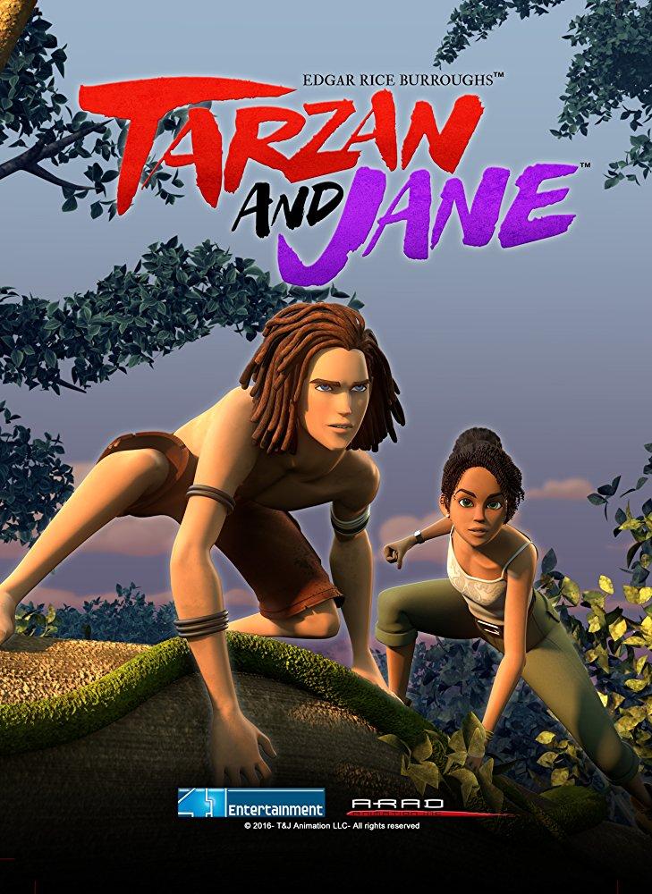 Tarzan and Jane 2017 S02E03 WEB x264-CRiMSON