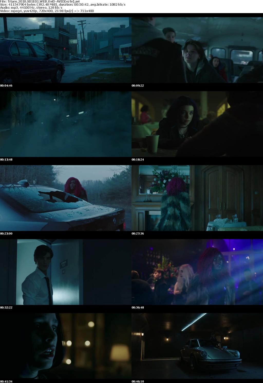 Titans (2018) S01E01 WEB XviD-AVID