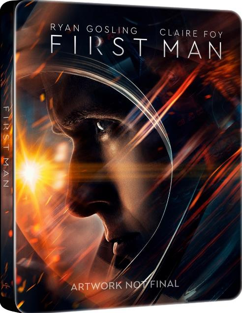 First Man (2018) HDCAM XViD AC3-ETRG