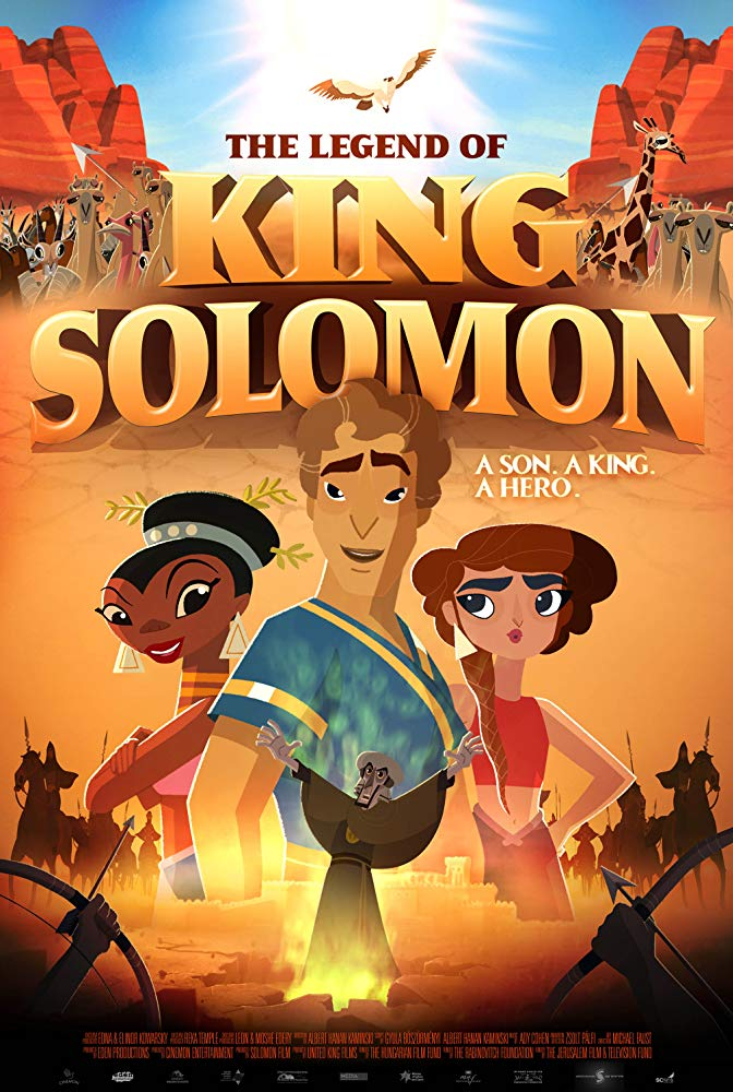 The Legend of King Solomon 2018 HDRip AC3 X264-CMRG