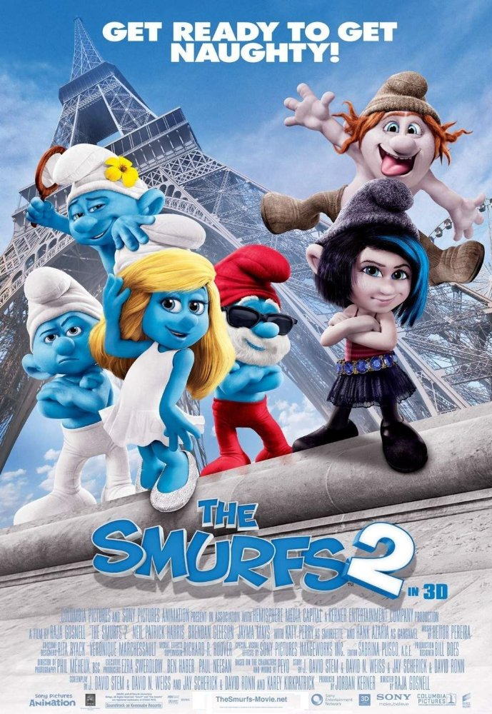 The Smurfs 2 2013 720p BluRay H264 AAC-RARBG