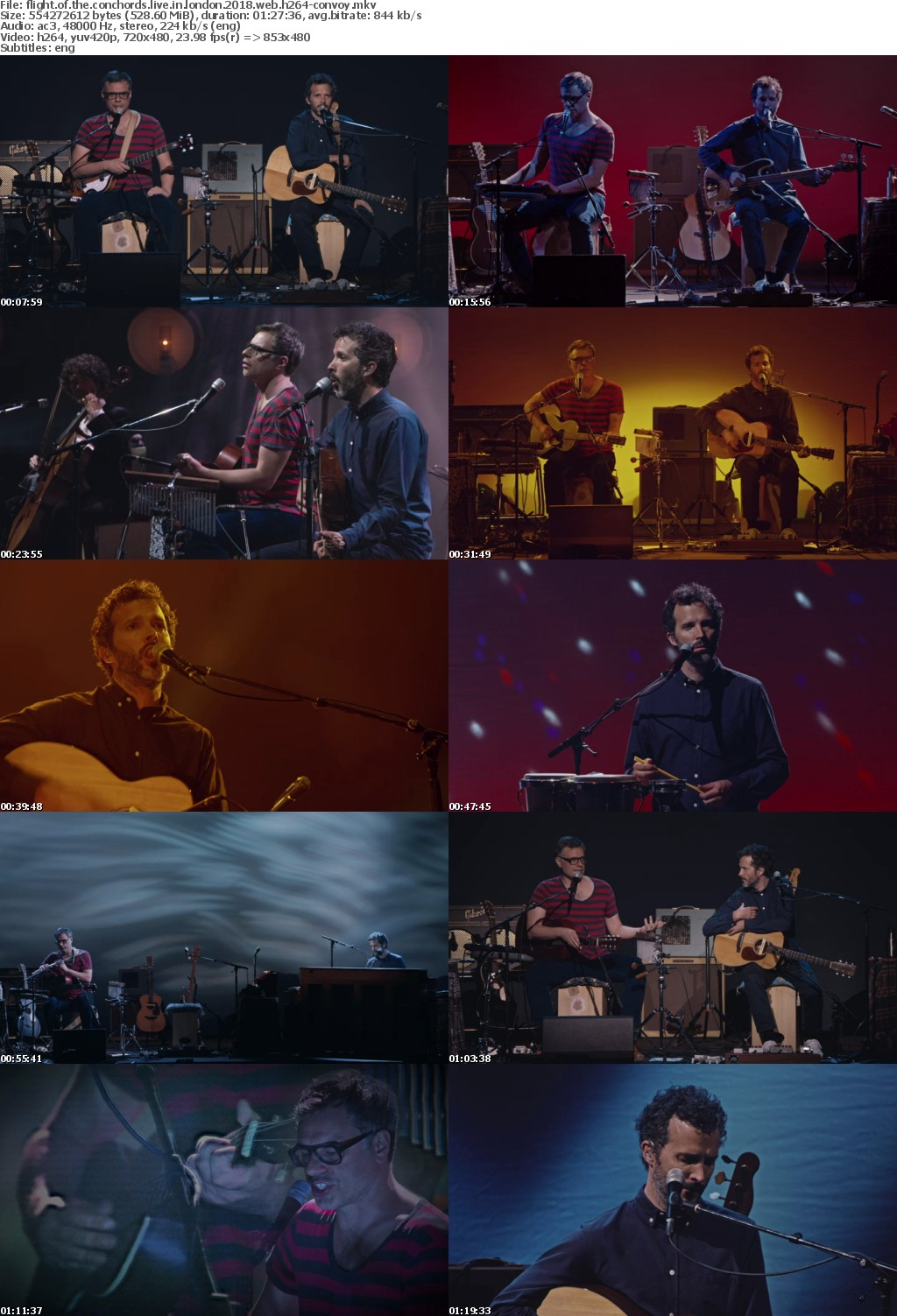 Flight of the Conchords Live in London 2018 WEB h264-CONVOY