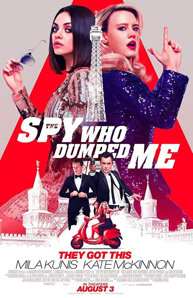 The Spy Who Dumped Me 2018 1080p WEB-DL DD5 1 H264-CMRG