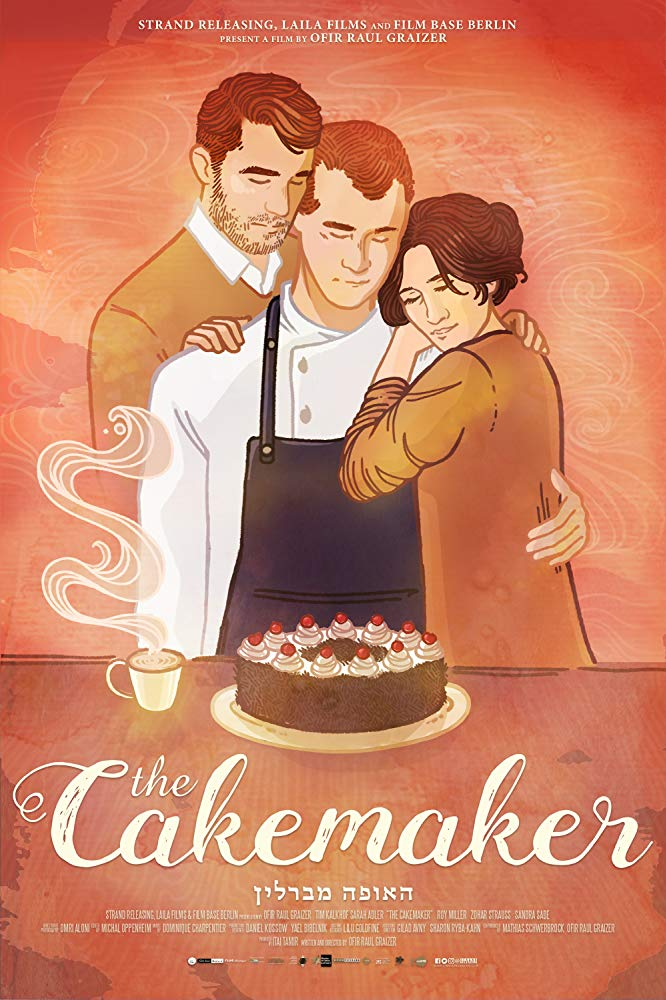 the cakemaker 2017 BDRip AC3 X264-CMRG