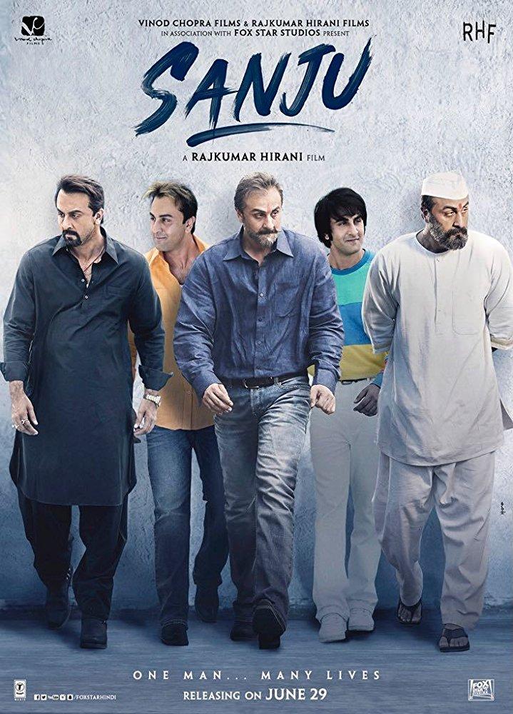 Sanju 2018 Hindi 1080p NF WEBRip x264 AAC 5 1 - xRG