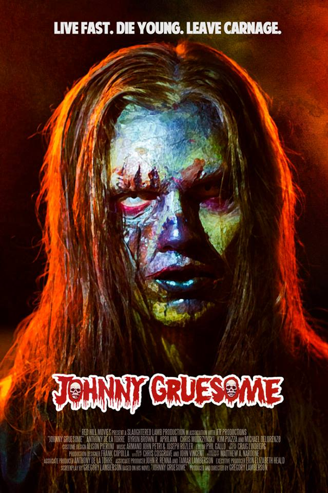 Johnny Gruesome 2018 HDRip XviD AC3-EVO