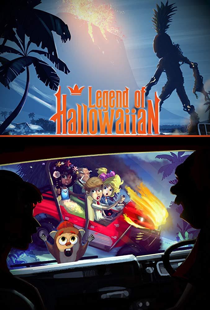The Legend of Hallowaiian (2018) HDRip XviD AC3-EVO