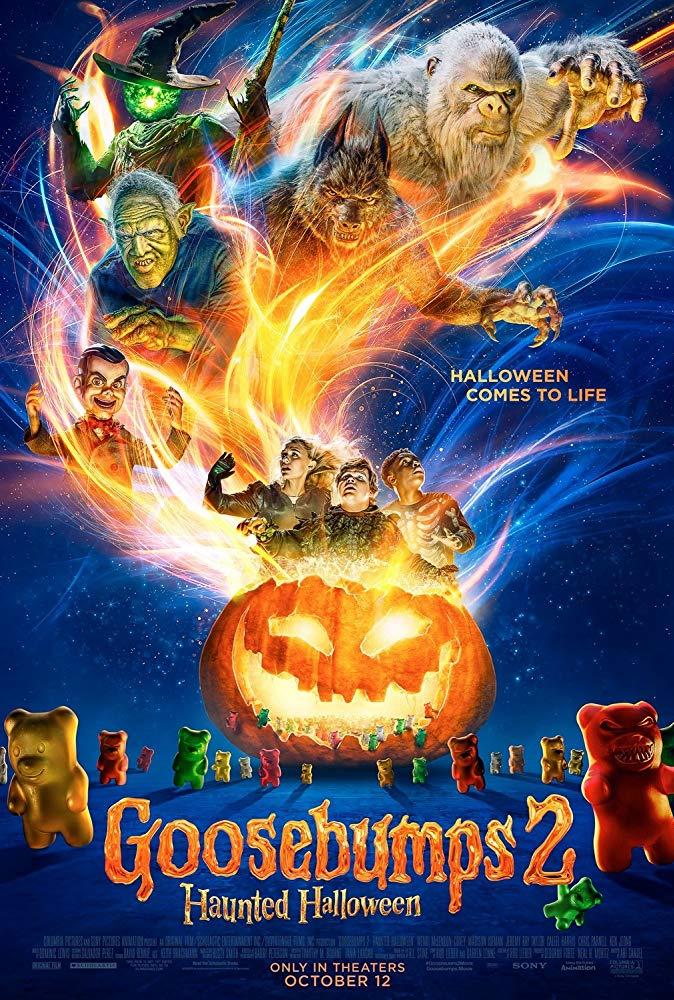Goosebumps 2 Haunted Halloween 2018 HDTS x264 AC3-ETRG