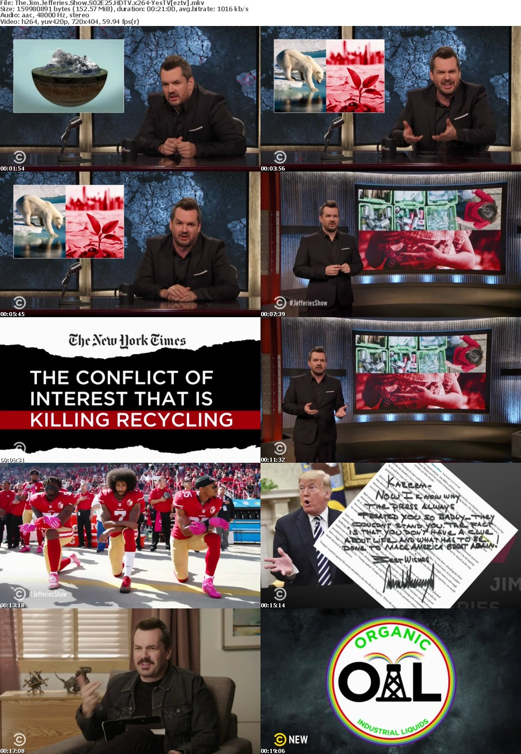 The Jim Jefferies Show S02E25 HDTV x264-YesTV