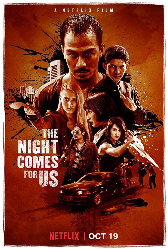The Night Comes For Us 2018 720p WEBRip x264 MSub MW