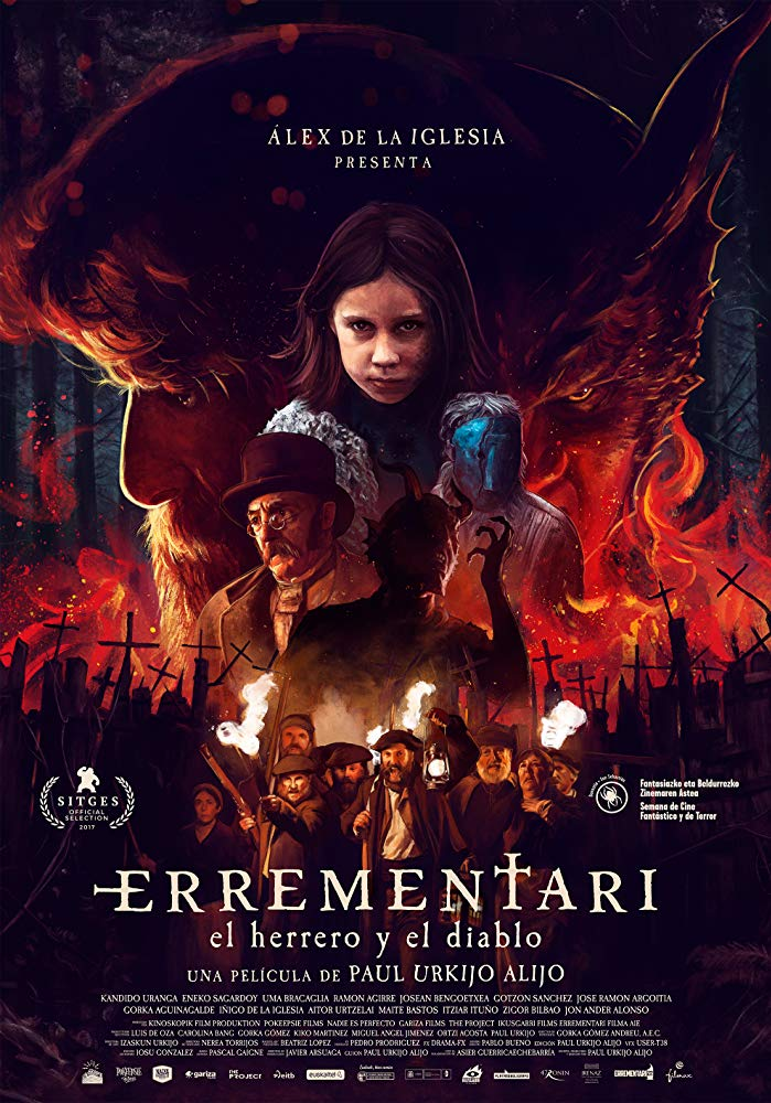 Errementari The Blacksmith and the Devil 2017 720p WEBRip x264 ESub MW
