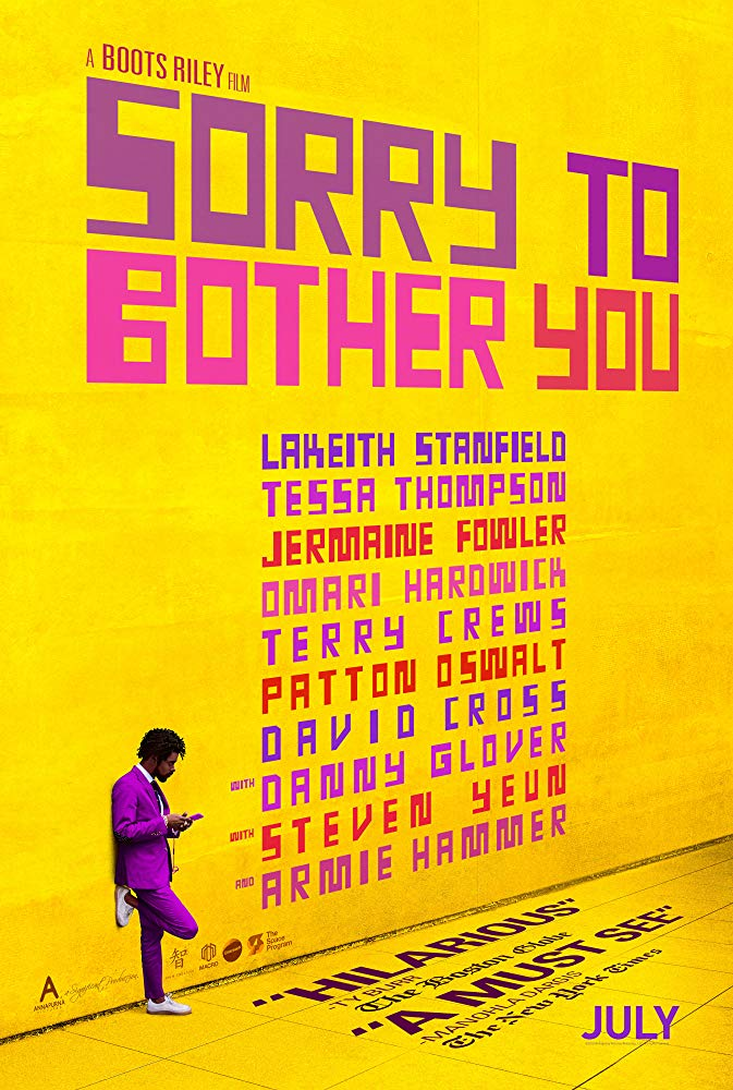 Sorry to Bother You 2018 1080p BluRay DTS X264-CMRG