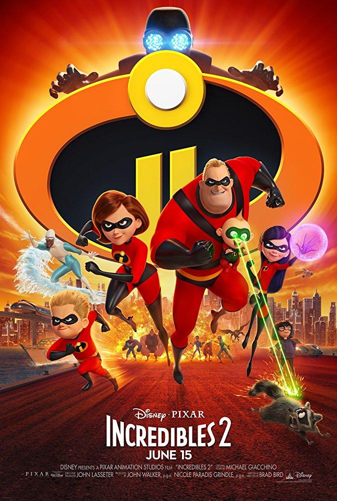 Incredibles 2 2018 HDRip AC3 X264-CMRG[TGx]