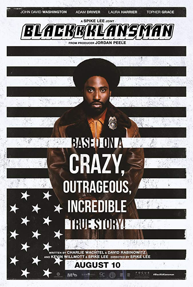 BlacKkKlansman 2018 HDRip XviD AC3-EVO