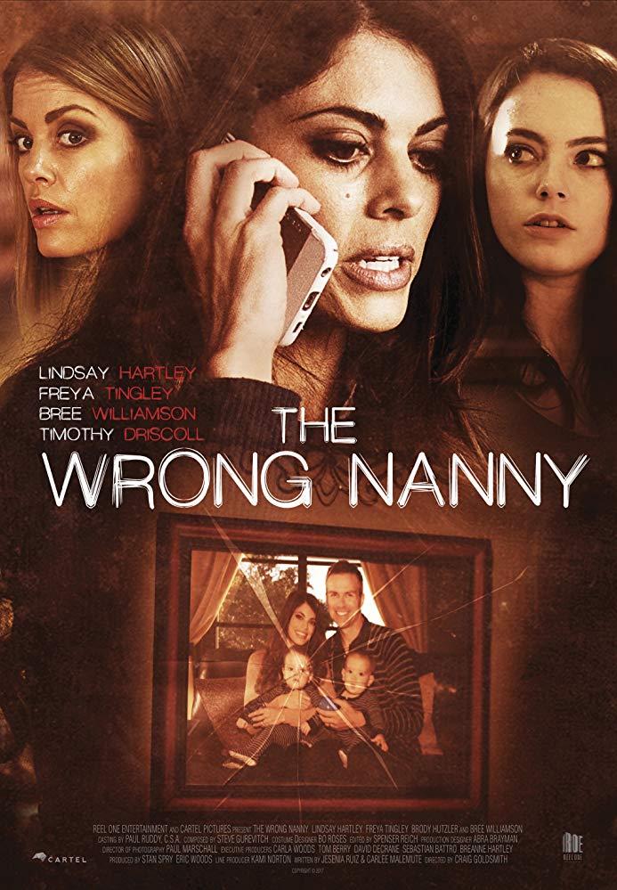 The Wrong Nanny (2017) HDRip XViD-ETRG