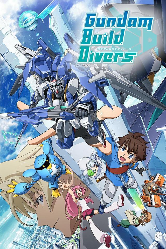 Gundam Build Divers S01E23 WEB x264-ANiURL
