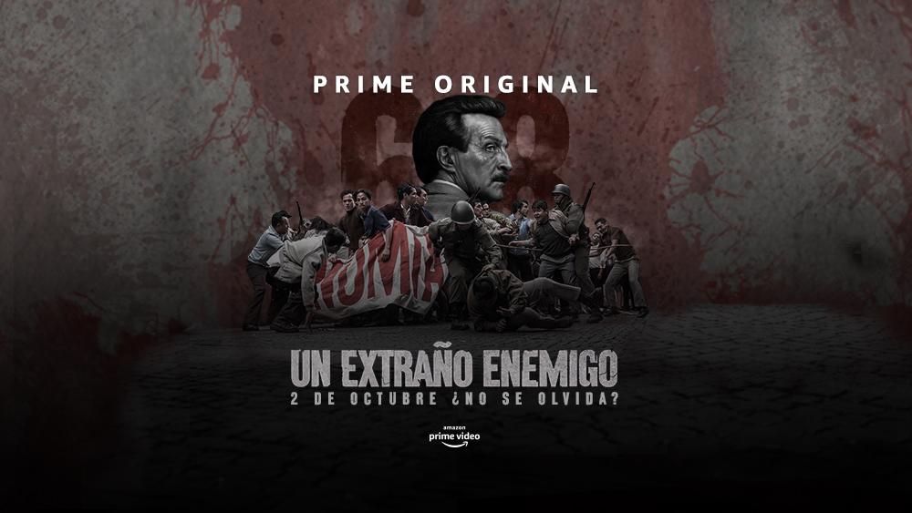 Extrano Enemigo S01E01 Commander 720p AMZN WEB-DL DDP5 1 H 264-NTb