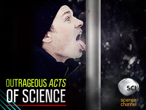 Outrageous Acts of Science S09E01 Strangest Things 720p WEBRip x264-CAFFEiNE