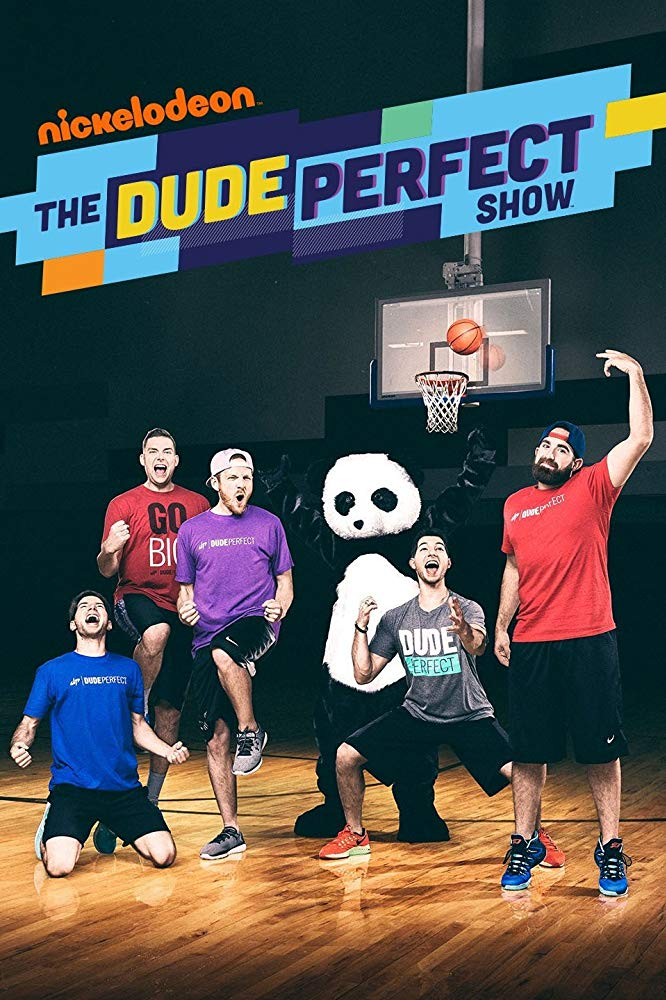 The Dude Perfect Show S02E06 Mom Perfect Spelling Bee 720p WEB x264-KOMPOST