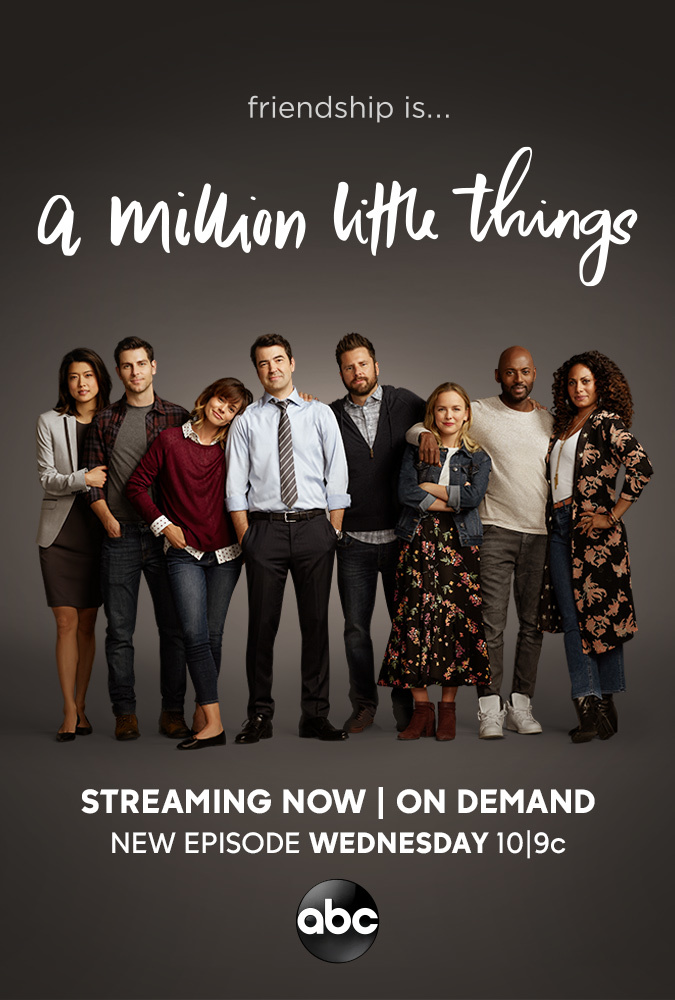 A Million Little Things S01E06 Unexpected 720p AMZN WEB-DL DD+5 1 H 264-AJP69