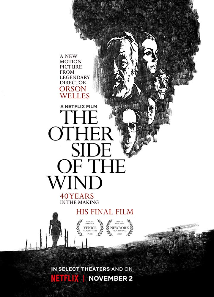 The Other Side of the Wind 2018 HDRip XviD AC3-EVO