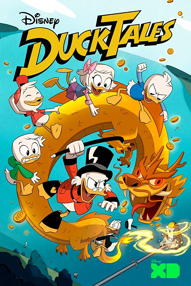 DuckTales 2017 S02E03 The Ballad of Duke Baloney WEB-DL AAC2 0 H 264-LAZY
