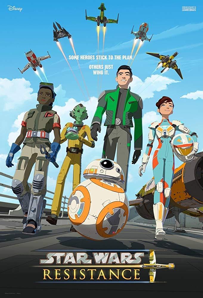 Star Wars Resistance S01E05 720p WEB x265-MiNX