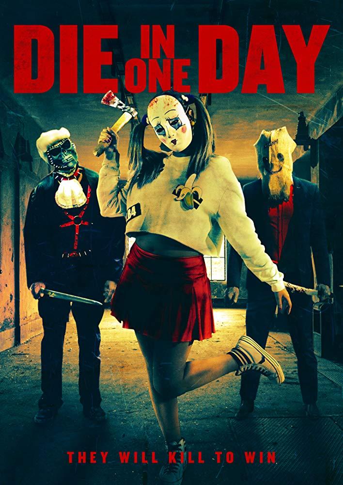 Die In One Day (2018) 720p AMZN WEB-DL DD2.0 H264-CMRG