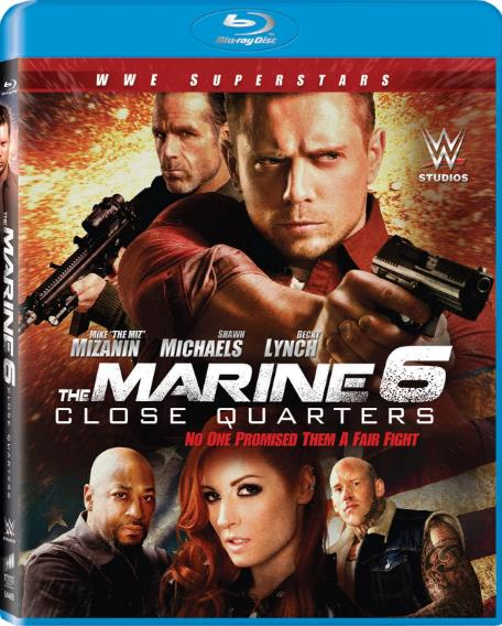 The Marine 6 Close Quarters 1080p WEB-DL H264 AC3-EVO