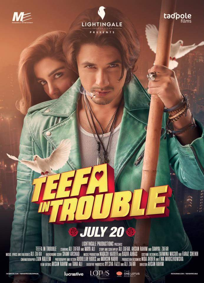Teefa In Trouble 2018 x264 720p Esub Netflix Hindi GOPISAHI