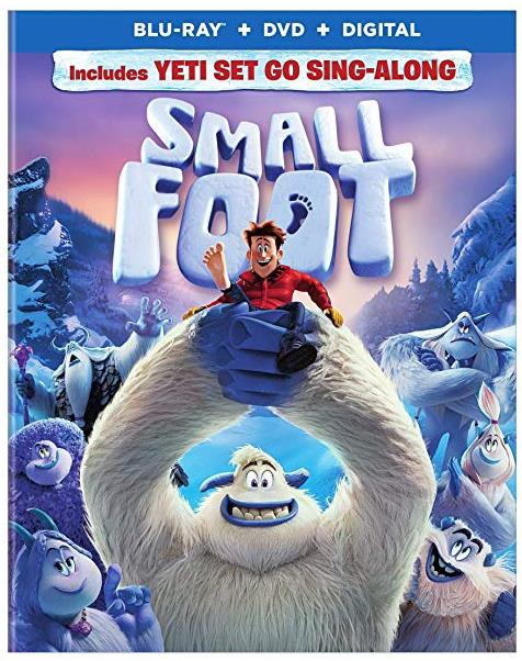 Smallfoot (2018) BRRip XviD AC3-EVO