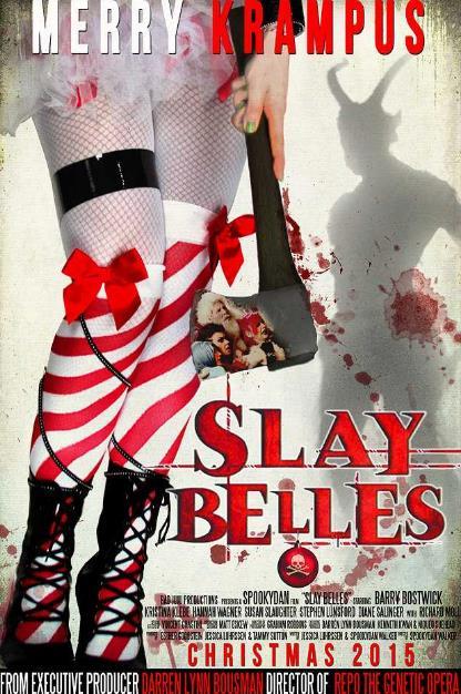 Slay Belles (2018) HDRip AC3 X264-CMRG