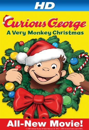 Curious George A Very Monkey Christmas 2009 iNTERNAL DVDRiP X264-MULTiPLY
