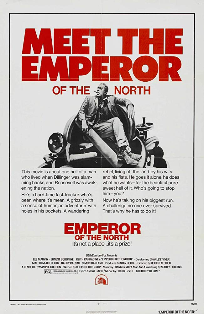 Emperor of the North 1973 BRRip XviD MP3-XVID