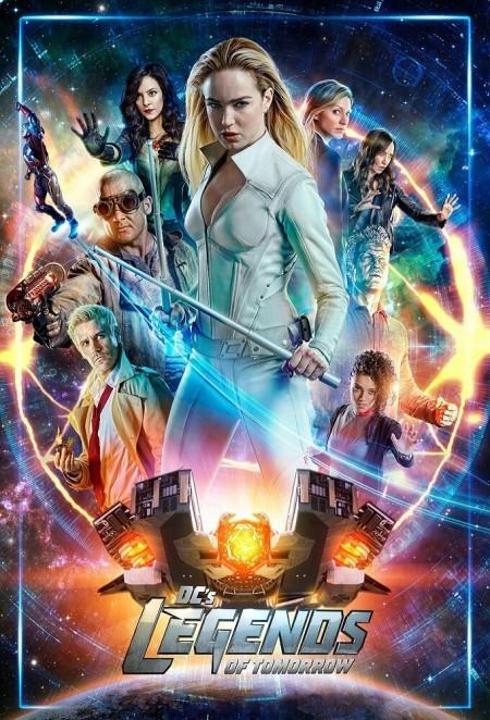 DCs Legends of Tomorrow S04E08 HDTV x264-SVA