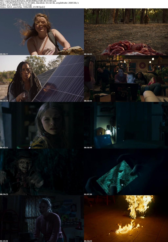 Leprechaun Returns (2018) HDRip XviD AC3-EVO