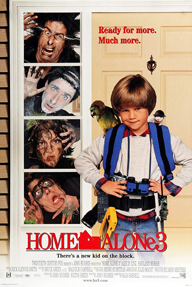 Home Alone 3 1997 [WEBRip] [720p] YIFY