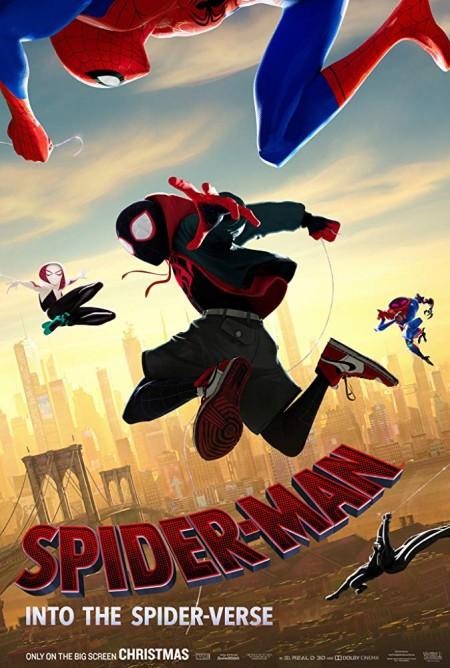 Spider-Man Into the Spider-Verse 2018 HDCAM x264-LOZEY