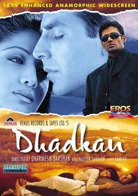 Dhadkan (2000) Hindi 720p HDTV x264 AC3-Sun George