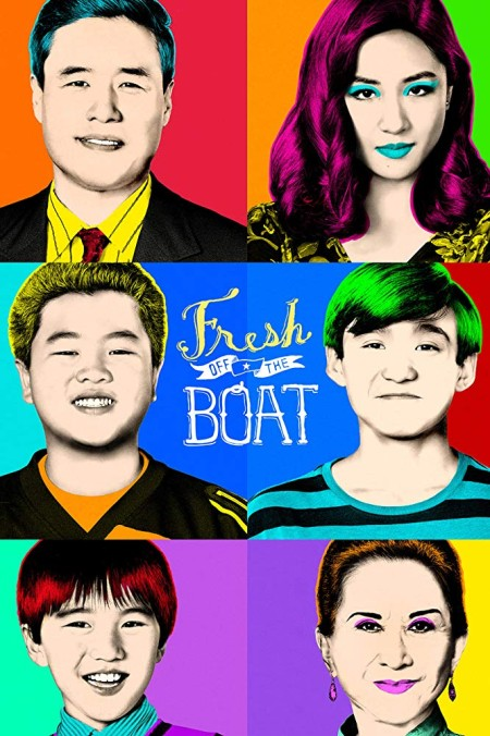 Fresh Off the Boat S05E08 720p HDTV x265-MiNX