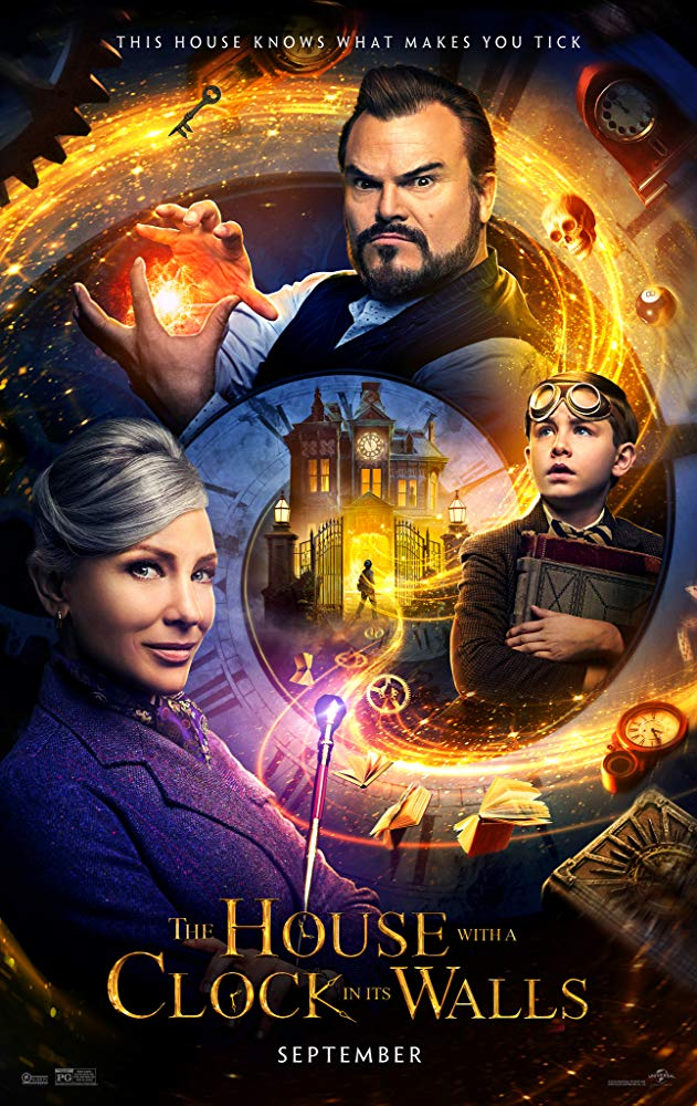 The House with a Clock in Its Walls 2018 BRRip XviD AC3-EVO[TGx]