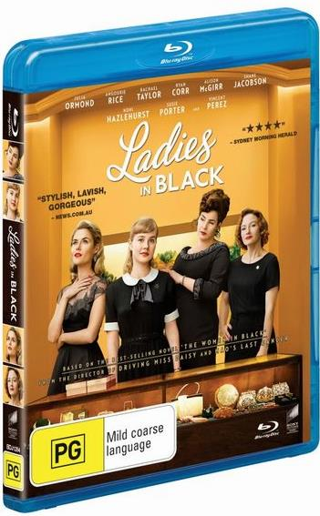 Ladies in Black (2018) BDRip XviD AC3-EVO