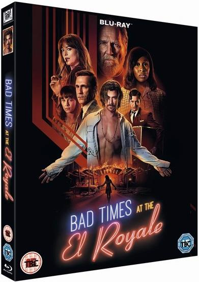 Bad Times At The El Royale 2018 720p BluRay x264 Dual Audio Hindi DD 5 1 - English 2 0 ESub MW