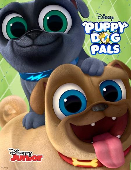 Puppy Dog Pals S02E05 720p HDTV x264-W4F