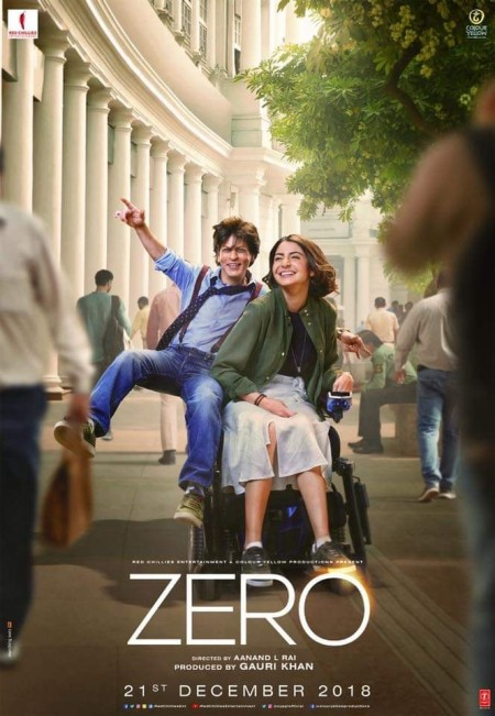 Zero (2018) Hindi 720p Pre-CAMRip x264 AAC -UnknownStAr